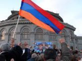 In Yerevan, the opposition had a fight with members of PPS. 20659.jpeg